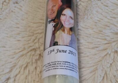 Personalised Wedding Rock Favours - The Rock People